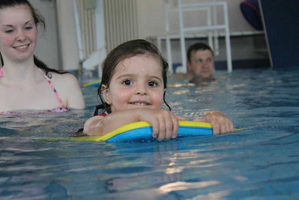 Aquakids unsere kleinen Schwimmer