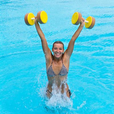 Aquafitness für Erwachsene im Fitnessstudio Varel