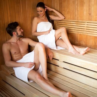 Varels höchste Sauna im Fitness- und Gesundheitsstudio Varel