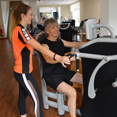 eGym - Kraftgeräte mit hochinnovativer Software für Ihren Trainingserfolg im Fitnessstudio Varel